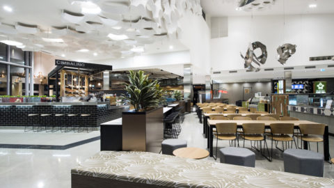 Enex Perth Food Court Upgrade