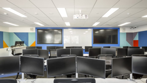ECU Bloomberg Social Media And Trading Rooms