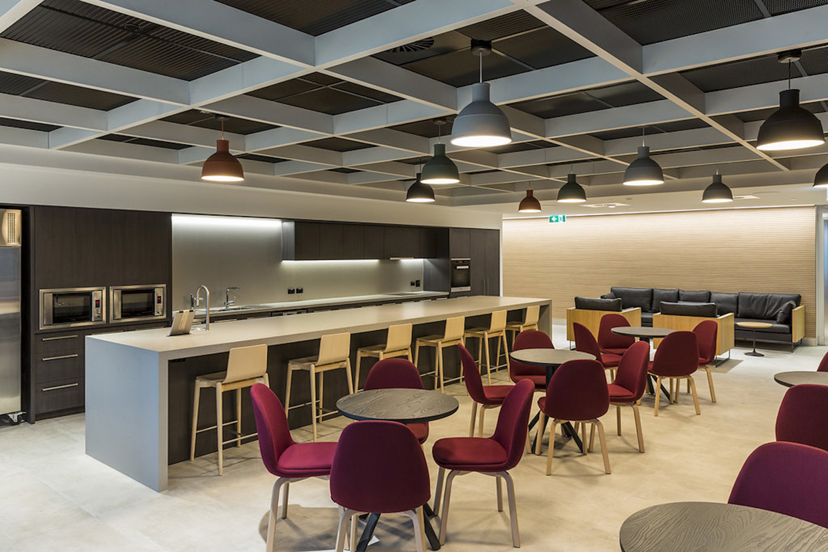Allen And Overy Office Fit Out